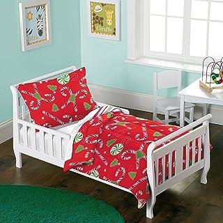dream FACTORY 糖果盖被套装 红色 幼儿 2A86350JRD
