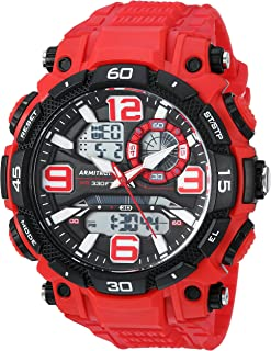 Armitron Sport20/5270RED  analog-digital 树脂 红色 20/5270RED sport-watches