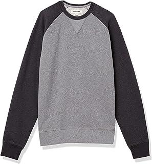亞馬遜品牌 - Goodthreads 男式圓領羊毛運動衫