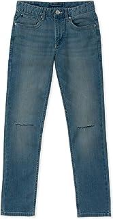 Calvin Klein 卡尔文·克莱恩 大男童 紧身牛仔裤