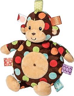 Taggies 斑点猴子饼干皱纹玩具