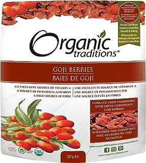 Organic Traditions (传统) - 枸杞 - 8盎司