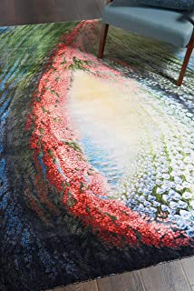 Rugs Direct 地毯 * 尼龙 多色 117 厘米 x 178 厘米