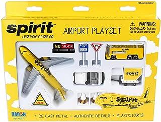 Daron Spirit Airlines 机场游戏套装