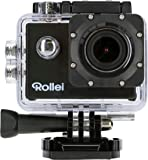Rollei Actio ncam 510 – WIFI Action Cam ( 动作摄像头 ) 带全高清视频分辨率 , 广角镜头 , 黑色 510