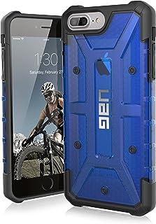Urban Armor Gear Pathfinder 保护套 Blau (Transparent) iPhone 8 Plus/7 Plus/6S Plus/6 Plus