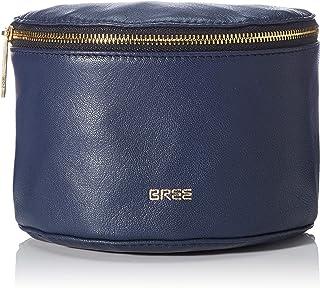 BREE 女士 Privy 150 *蓝外套 化妆品 W19 口袋收纳袋,蓝色,10 x 8 x 15 厘米