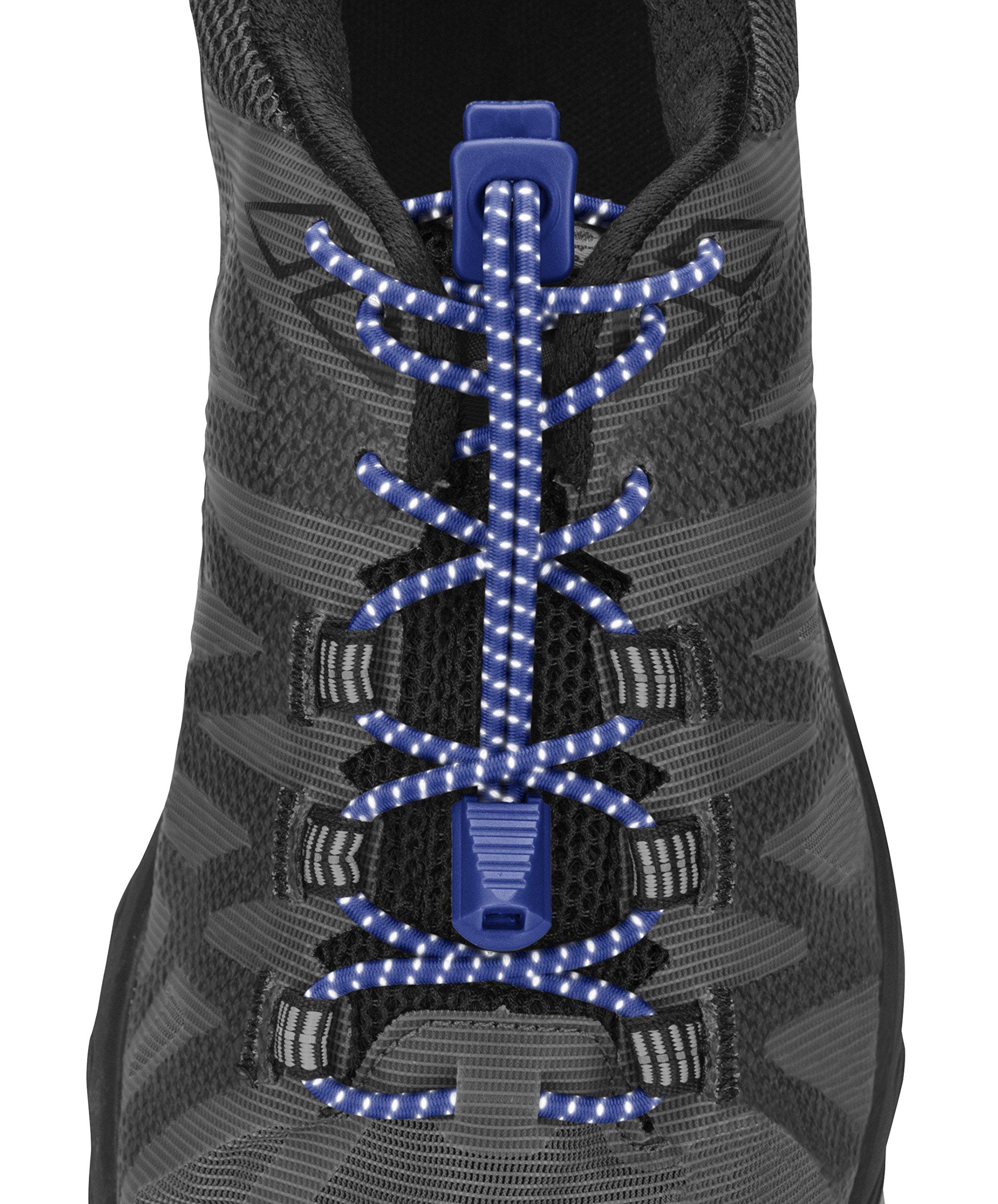 Nathan NS1171鞋 反光鞋带