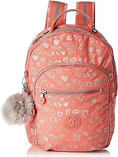 Kipling 凯浦林 Seoul Go S Seoul GO S, 35 cm Hearty Pink Met 35 cm