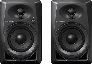 Pioneer DJ 4英寸有源监听扬声器 DM-40