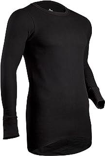 Indera 男士 Icetex 棉外面/抓绒涤纶带里面上衣