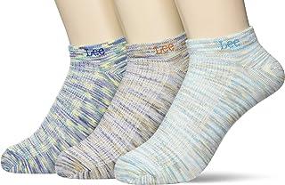 Lee 运动鞋 3双装 2760604 男士