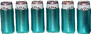 金属薄罐冷却器 浅蓝色