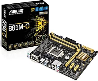ASUSTeK Intel B85 搭载 主板 LGA1150 对应 B85-G (micraATX)