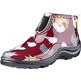 sloggers 2841cbr06女式及踝靴防水 水锈红 Wo's sz 9