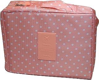 多功能旅行袋 粉红色