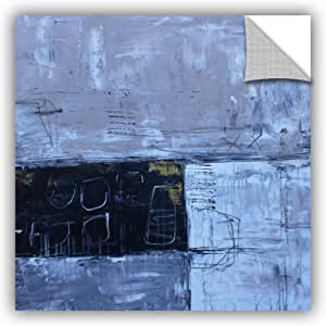 """ArtWall Jolina Anthony's Concrete I Removable Wall Art Mural, 14""""x 14"""""""