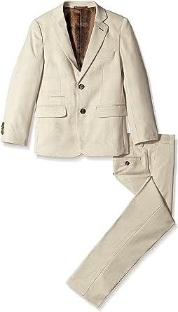 Isaac Mizrahi 男孩大纹理 2 件套套装 米色 16