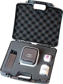 XPACK 便携旅行硬壳 适用于 Brother 兄弟打印机 VC500W - 兼容兄弟打印机 VC-500W 彩色标签和照片打印机