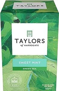 Taylors of Harrogate Sweet Mint Green Tea Infusion, 20 Teabags