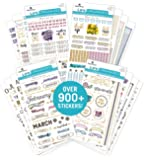 Paper House Productions SET-0015E 贴纸,贴花,标签混色