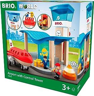 BRIO World - 带控制塔的机场
