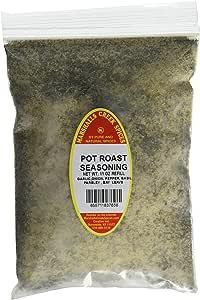 Marshalls Creek Kosher Spices(12 个装)POT ROASONING NO SALT REFILL,311.84 克