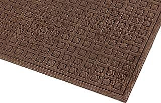 Notrax 152 华夫格 CTE 入口垫,适合家庭或办公室,7.62 厘米 X 12.7 厘米棕色