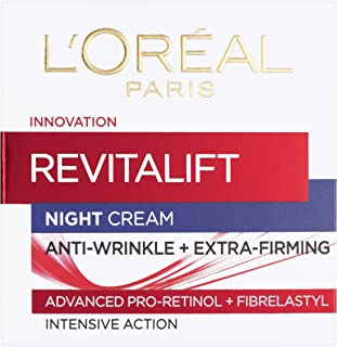 L'Oréal Paris 巴黎欧莱雅 复颜抗皱紧致滋润晚霜,50ml