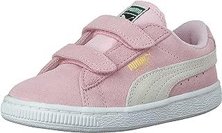 PUMA 彪马 儿童 2 Straps 麂皮运动鞋