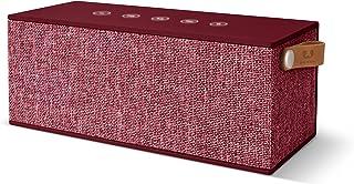 Fresh 'N REBEL rockbox 砖 XL 便携式音箱蓝牙适用于 Windows/Android/Apple/iphone/IPAD/三星/索尼/华为/Bluetooth) 红色