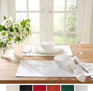 Lexington_Parent 白色 Placemats 4pk 028332694926