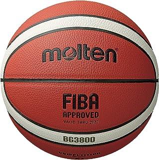 Molten BG3800 系列室内/室外篮球,FIBA 批准,7 号