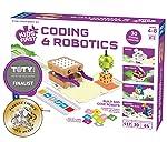 Thames & Kosmos 儿童*编码和机器人 | 无需应用软件 | K-2 年级 | 顺序、循环、功能、条件、事件、算法、可变 | 家长*黄金*得主