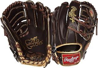 Rawlings 金色手套 11.75 英寸棒球手套:RGG205-9MO