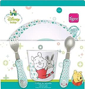Tigex Winnie The Pooh 80890517 微波食品套装
