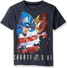 Marvel 男童美国队长 SST