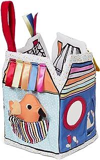 Skip Hop 生动乡村躲猫和玩耍活动书,多色