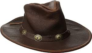 Henschel Walker,全粒面皮革,可塑帽檐,Conche 乐队