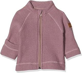 mikk-line 中性儿童羊毛夹克开衫毛衣