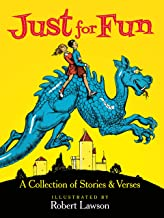 Just for Fun: A Collection of Stories and Verses (Dover Children's Classics) (English Edition)