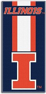 """官方* NCAA """"Zone Read""""沙滩巾,多色,76.2 x 152.4 厘米"""