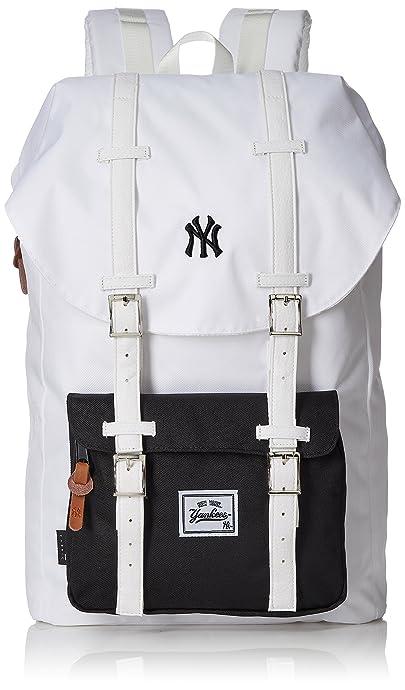 MLB 美国职棒大联盟 纽约洋基队 翻盖双肩包 镇店之宝下单折后¥211
