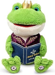 Cuddle Barn 故事講述的朋友 Hadley the Storytelling Frog