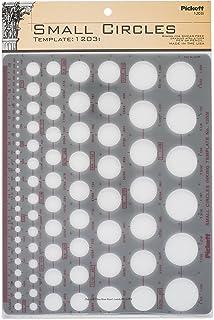 Pickett 等轴测六角螺母和头模板 10 Small Circles