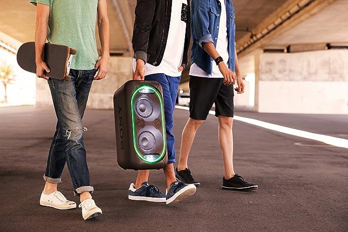 SONY 索尼 GTK-XB60 重低音 无线扬声器 蓝牙音箱 5.7折$198 海淘转运到手约¥2060