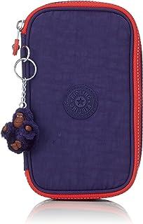 Kipling 凯浦林 50 Pens Plus 笔袋 21厘米 Polish Blue Fun 21 cm