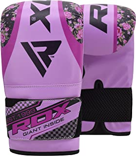 RDX 拳击手套女式 Muay 泰拳手套,MMA 拳击速度,拳击,武术