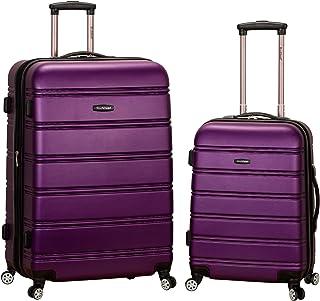 Rockland 中性 万向轮拉杆箱 紫色 20+28寸套箱 F225(供应商直送)