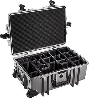 B&W TYPE 6700户外保护套适用于相机带加垫隔层–黑色–父